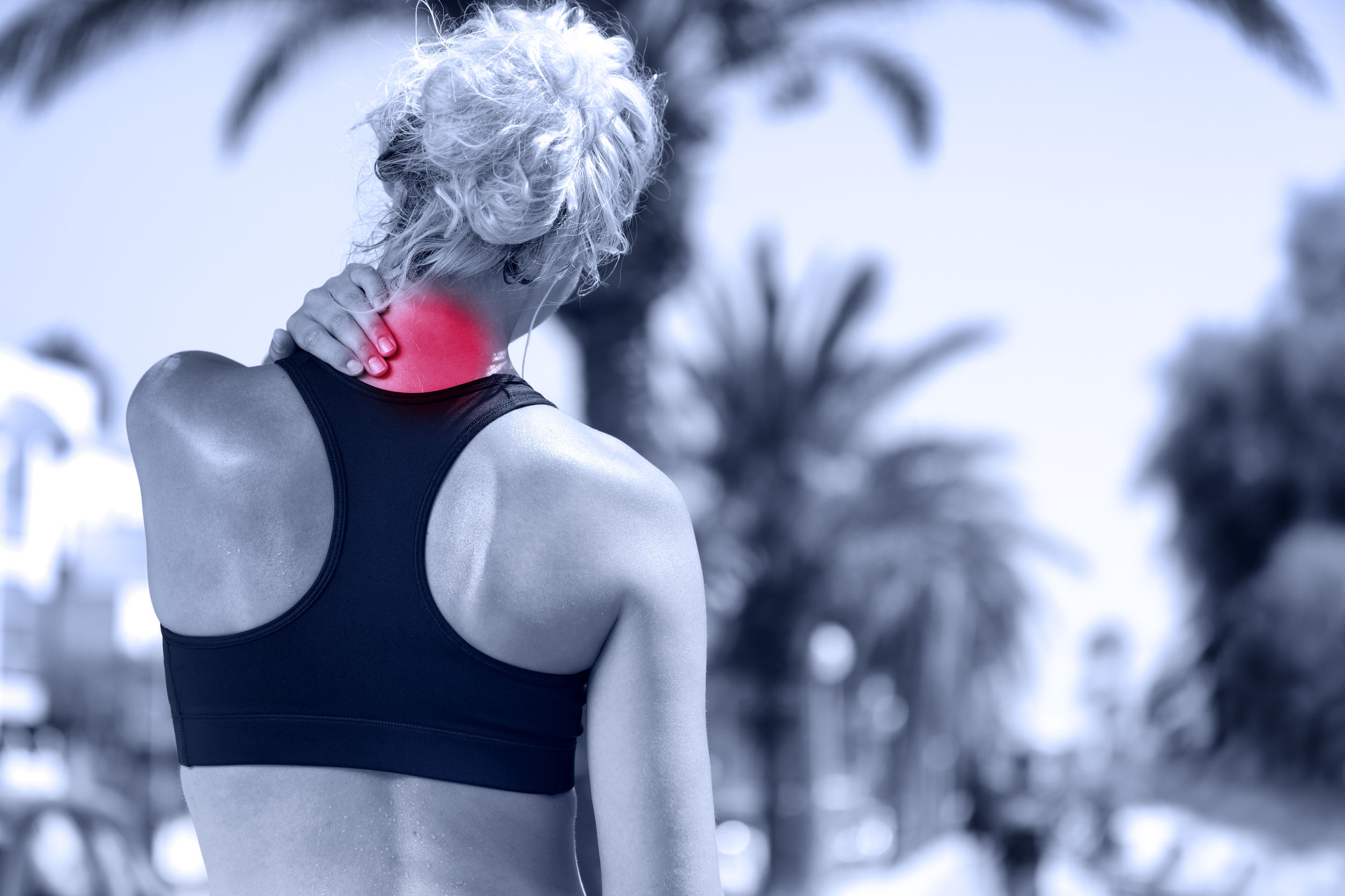 laser therapy to treat headaches neck pain and jaw pain